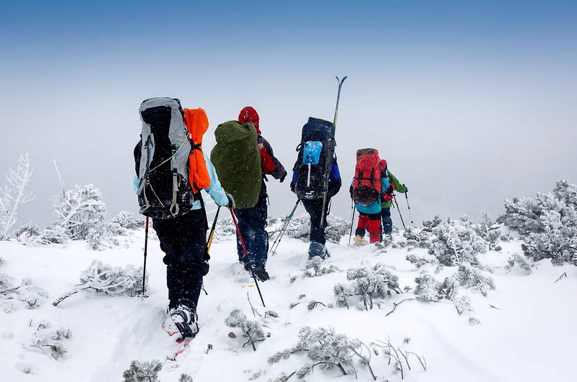 bergtouren am tegernsee